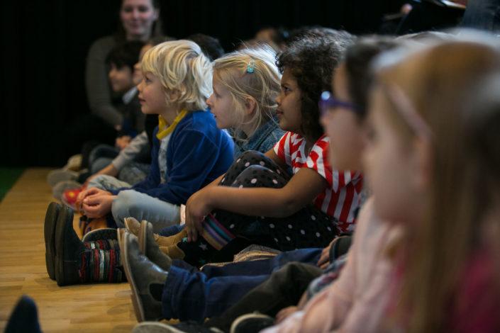 kinderen publiek kindertheater kindervoorstelling cultuureducatie