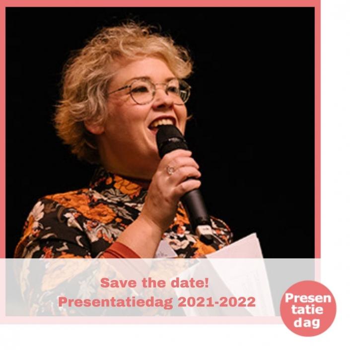 wij maken ons klaar voor de presentatiedag 2021-2022 ben jij erbij?