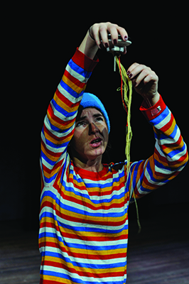Wildpark jeugdtheater voorstelling Anne. Anne van der Steen. Kindertheater kindervoorstelling cultuureducatie