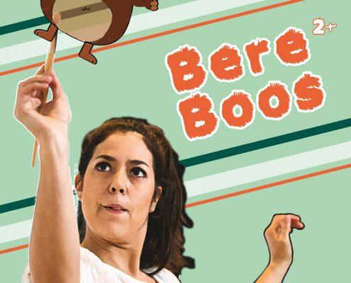 peuter emotie Bere Boos Lotte Middendorp kindertheater kindervoorstelling cultuureducatie