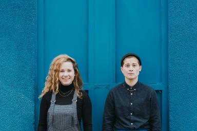 De vrouwen van wanten een jeugdtheater gezelschap uit Rotterdam