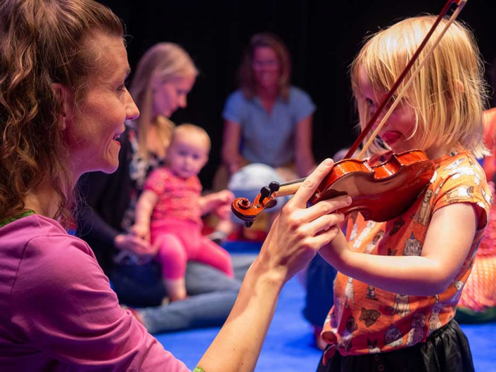 Dreumesconcert een klassiek concert van Krulmuziek