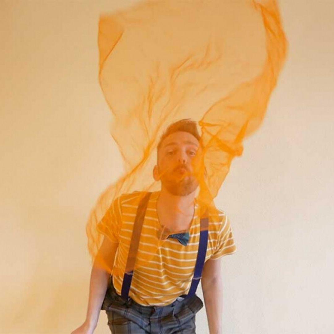 Efrem Stein speelt geheel corona proof zijn voorstellingen