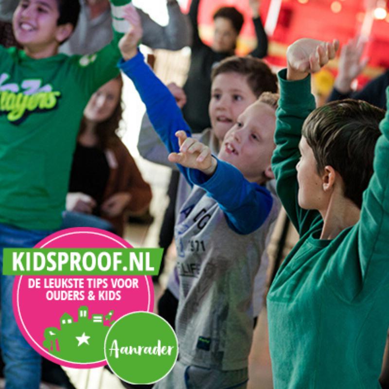 Kidsproof raad de voorstellingen van Buro Bannink aan