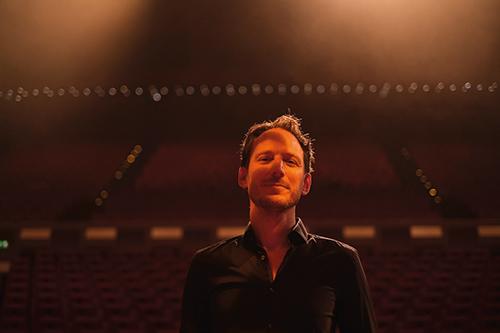 Mark van Vliet jeugdtheater gezelschapsfoto