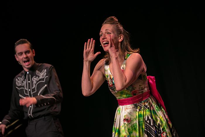 Freek den Hartogh Markoesa Hamer Rosa Peters muziektheater witte raaf jeugdtheater cultuureducatie