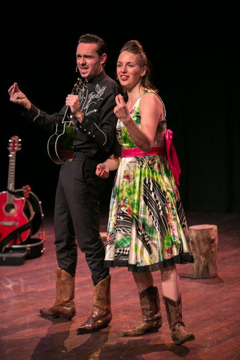 Freek den Hartogh Markoesa Hamer Rosa Peters muziektheater witte raaf jeugdtheater