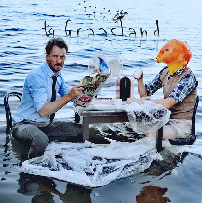Pfff een slapstick achtige jeugdtheater voorstelling van Graasland over het veranderende klimaat