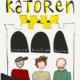 Poster Koning van Katoren - Anne Fe de Boer