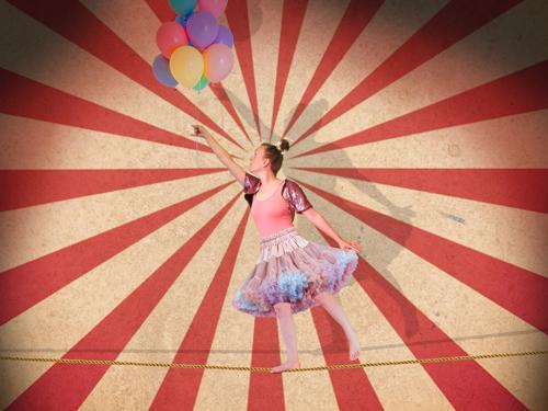Zirkoes Fantaztika jeugdtheater Heer Otto circus