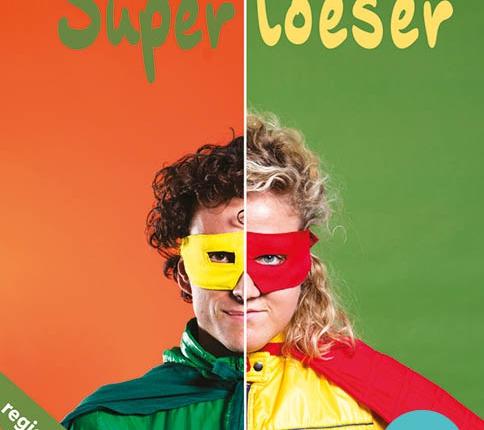Superloeser is een jeugdtheater voorstelling van Lefkop