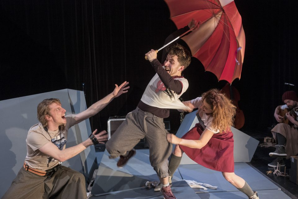 Waar de wind woont jeugdtheater wie walvis cultuureducatie kindertheater