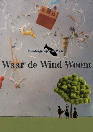 waar de wind woont wie walvis jeugdtheater cultuureducatie
