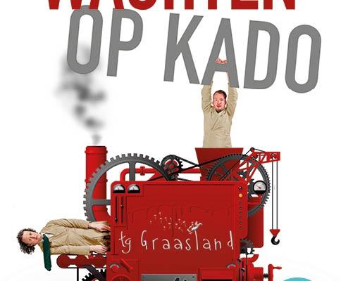 Wachten op Kado een slapstick voorstelling van tg Graasland