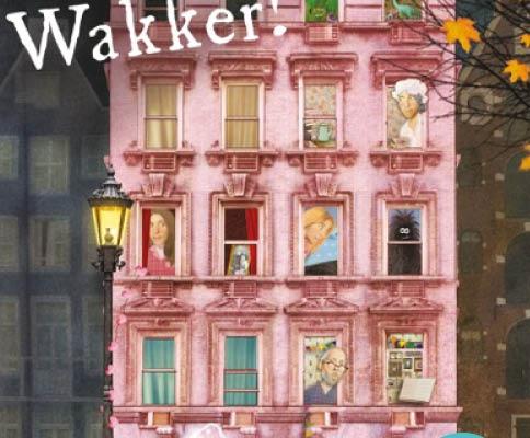 Wakker een poëtische jeugdtheater voorstelling van theatergroep Fien