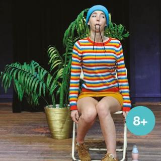 Anne 10 jaar wil graag opgehaald worden is een jeugdtheater voorstelling van Wildpark
