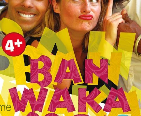 Banwakaboom is een muzikaal feestje voor cultuureducatie of jeugdtheater
