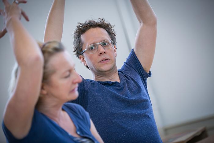Er was weer kindertheater kindervoorstelling cultuureducatie sprookje think Marc Nochem Angelique Dorrestijn