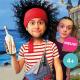 Jeugdtheater over tolerantie en verschillen, De Piraten van Kamer 16