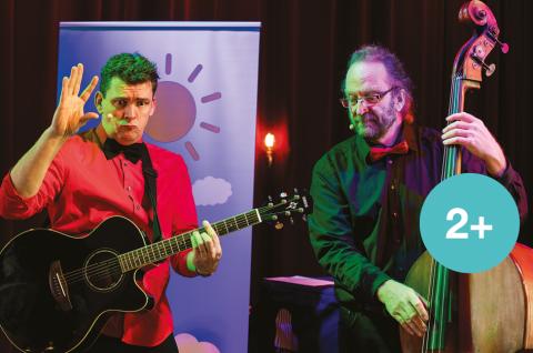 Na-aperij, interactief muziekconcert voor kinderen