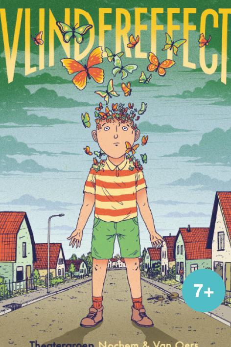 Filosofisch jeugdtheater over oorzaak en gevolg, het Vlindereffect