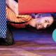 Pakkepapier interactief kleurig en knisperend peutertheater