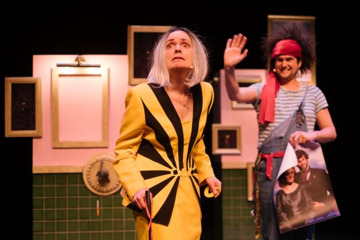 piraten van kamer 16 een jeugdtheater voorstelling van Heer Otto