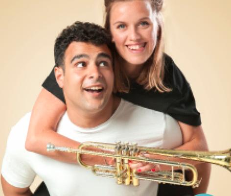 Ali & Nino, poëtisch muziektheater vanaf 8 jaar