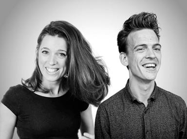De Hete Brij, online jeugdtheater gezelschapsfoto