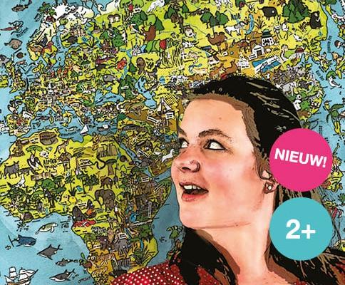 wonderlijke wereld wijsjes een jeugdtheater voorstelling van Suzanne zingt